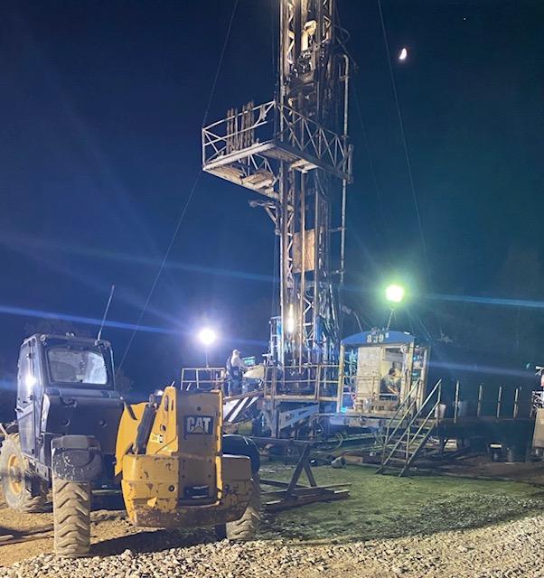 Cheyenne Drilling Rig #3 CONFIDENTIAL